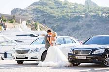 мерседес на свадьбу