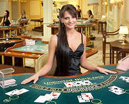 Крупье в покере