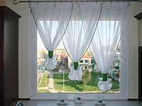 шторы кухонные