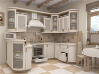 кухни на заказ от компании «Мик Мебель»
