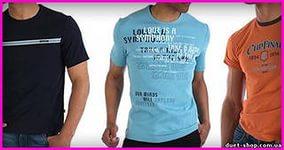 Купить мужскую футболку в магазине «Kedoff.net»