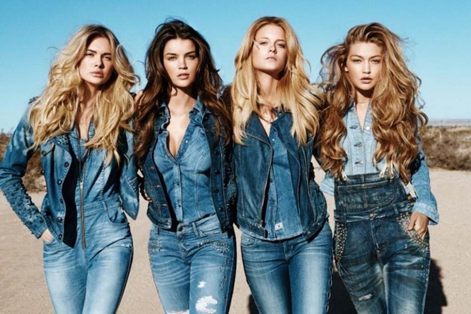 магазин мужских джинсов