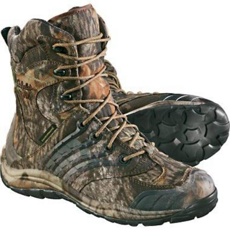 лучшие ботинки для рыбалки