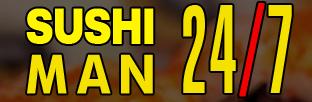 Суши Алматы от Pizza Sushi Man