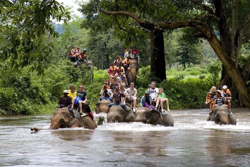 Вы были на река Квай в Таиланде? Заходите