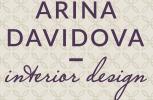 Дизайн проекты студии Арины Давыдовой
