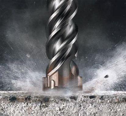 бур для сверления бетона