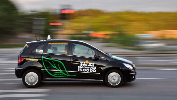 Bålsta Arlanda Taxi