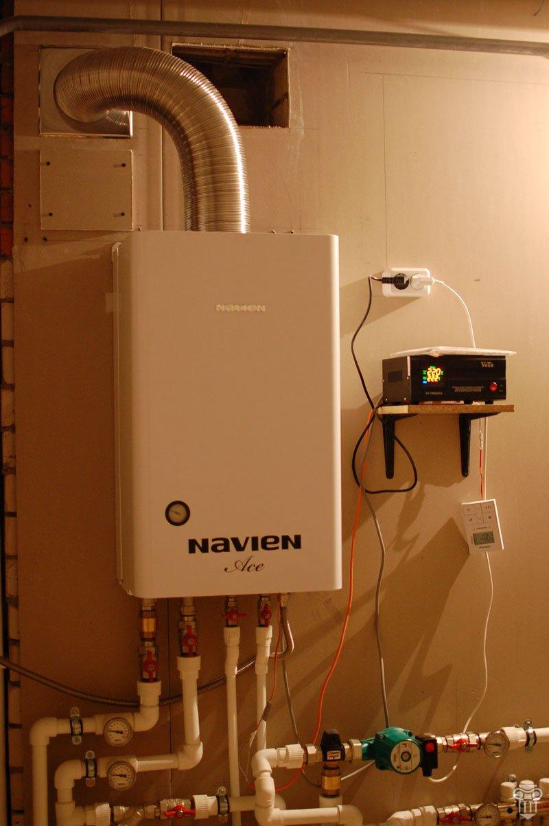 газовые котлы для отопления частного дома цены