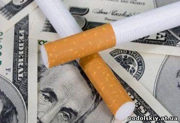 Акцизы на алкоголь и сигареты